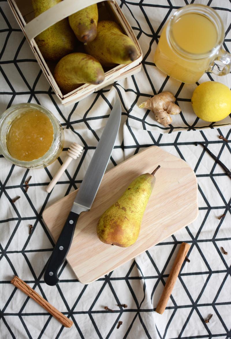 Birnen-Punsch Zutaten | welovehandmade