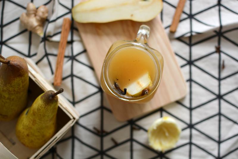 Birnen-Punsch | welovehandmade