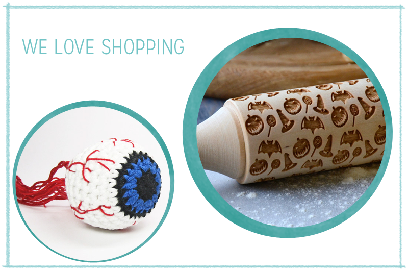 Halloween Shopping | we love handmade