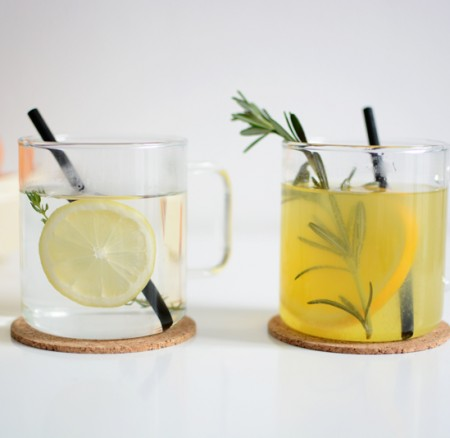 Drinks: Hot Infusions