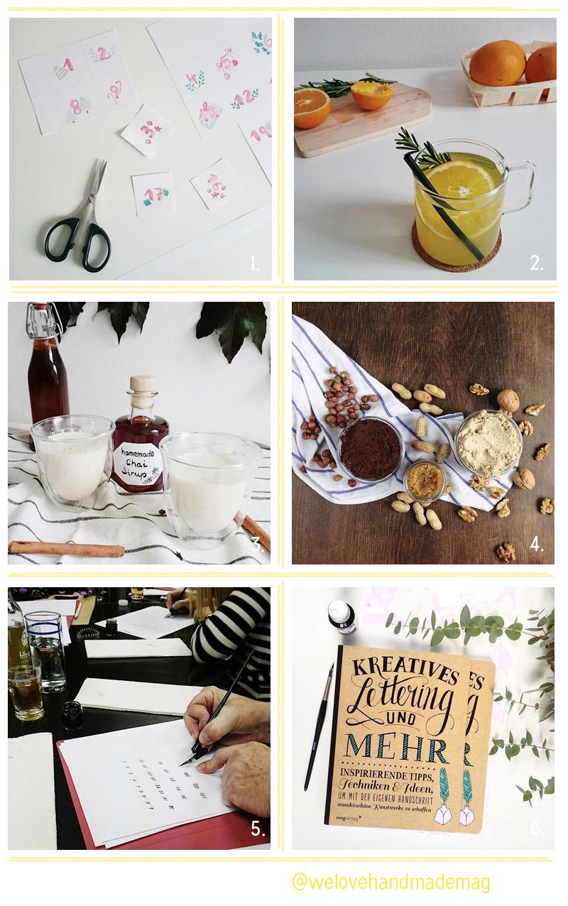we love instagram im November | we love handmade