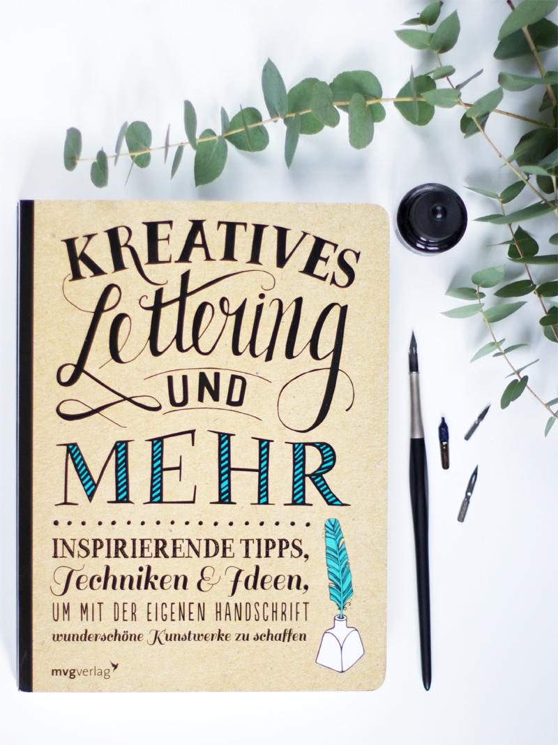 Buch-Tipp: Kreatives Lettering und mehr | we love handmade