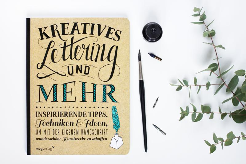 Gewinnspiel: Kreatives Lettering und mehr | we love handmade
