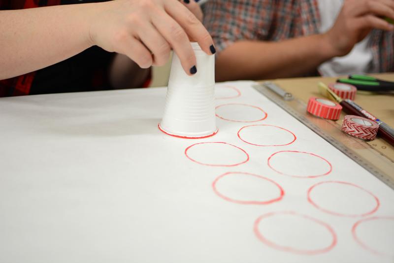 Geschenkpapier bedrucken |we love handmade