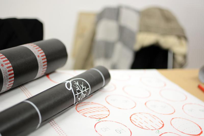 fertige Geschenkpapiere |we love handmade