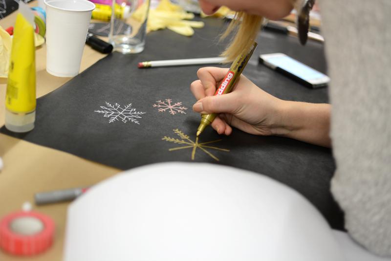 Sterne zeichnen |we love handmade