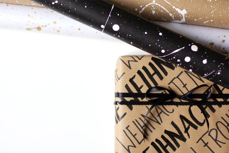 Geschenkpapier | welovehandmade