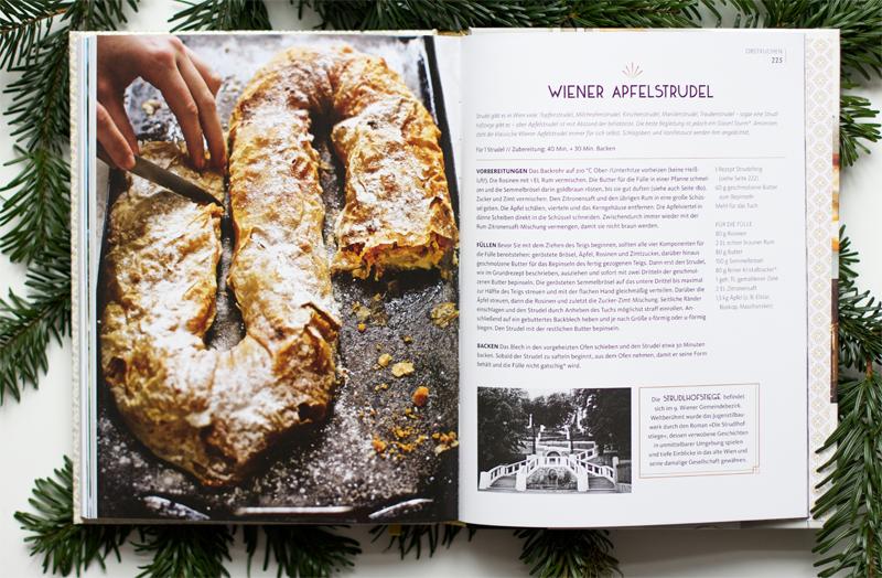 Frau Ziii Kochbuch Wiener Küche: Apfelstrudel | we love handmade