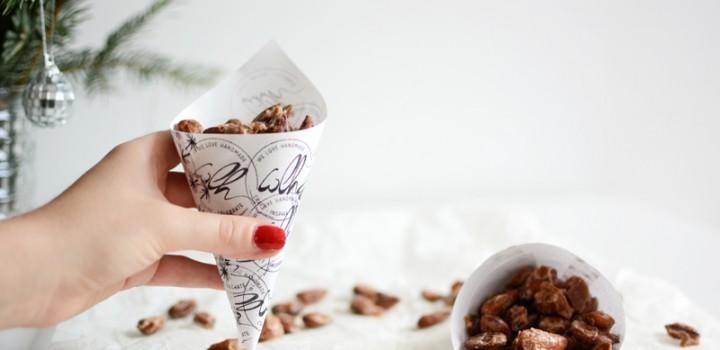 Food: Eat Seasonal – Geschenk aus der Küche: gebrannte Mandeln