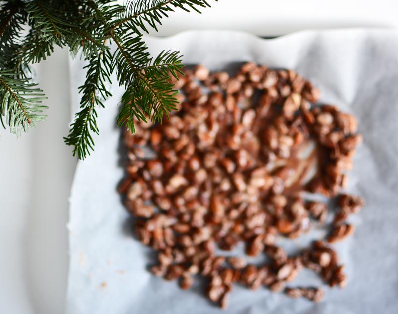 gebrannte Mandeln Rezept |we love handmade