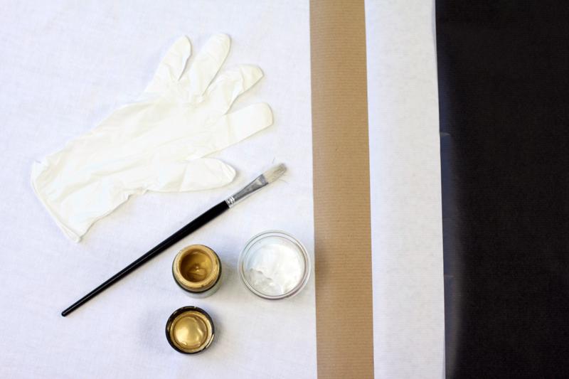 DIY: Geschenkpapier gestalten