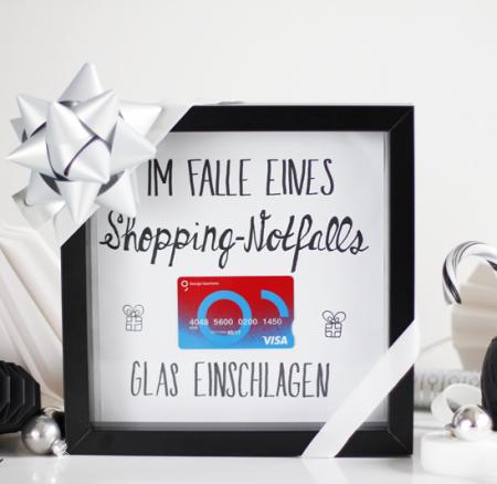 DIY: Originelle Verpackung für Geschenkkarten