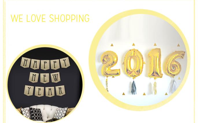 we love shopping: New Year's Eve | we love handmade