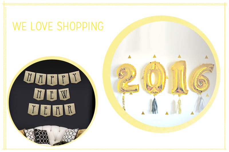 we love shopping: New Year's Eve | we love handmade