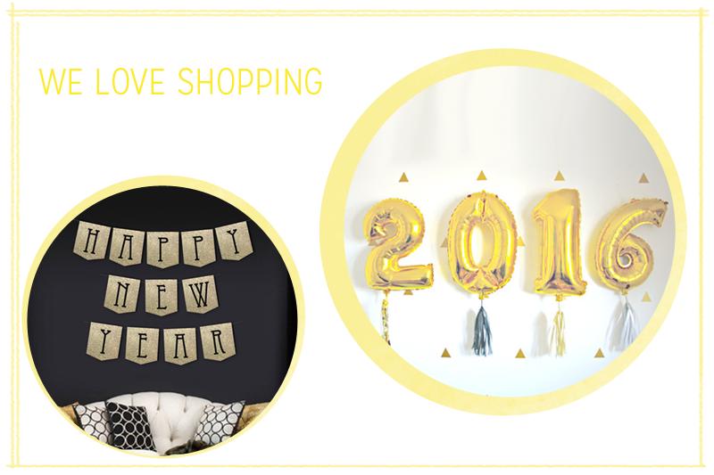 we love shopping: New Year's Eve   we love handmade