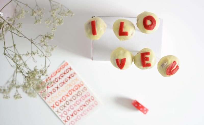 Cake Pops Love |welovehandmade