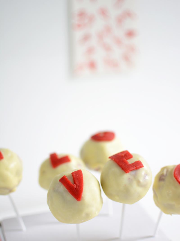 Cake Pops Valentinstag |welovehandmade