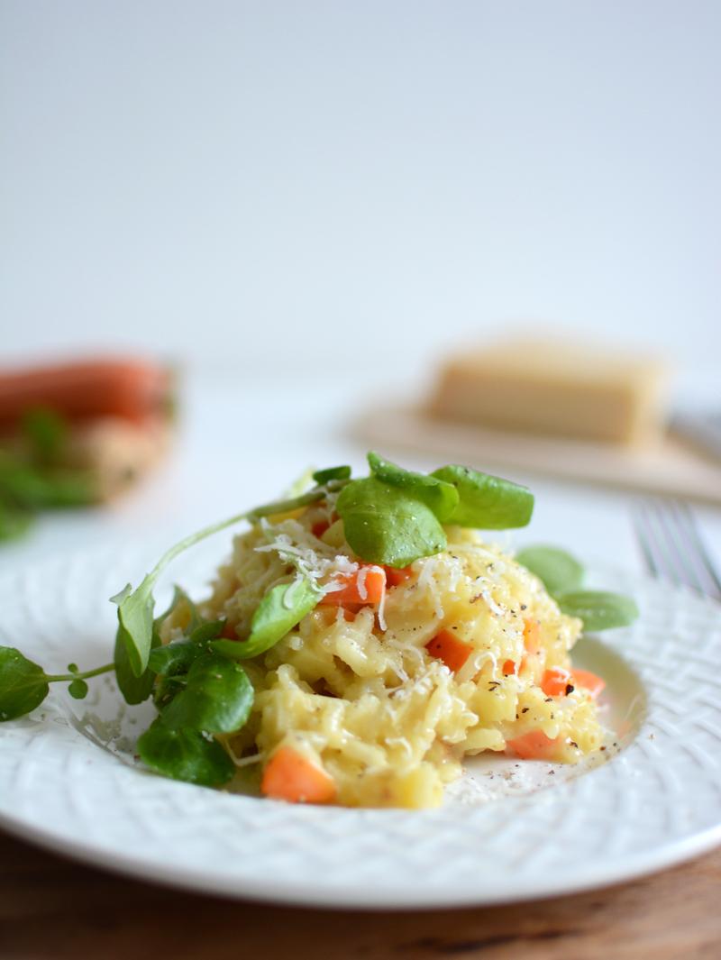 Rezept für Pastinaken-Risotto |welovehandmade