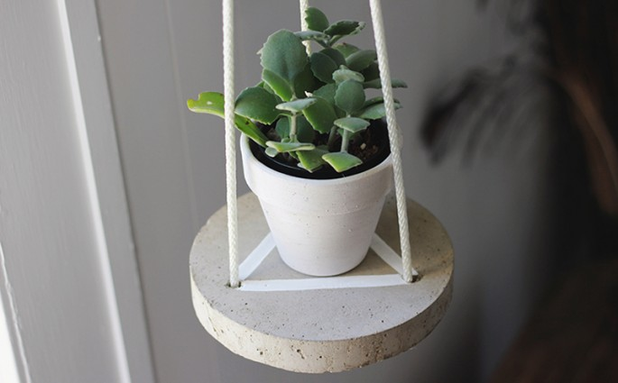 The Merrythought Concrete-Hänger | we love handmade