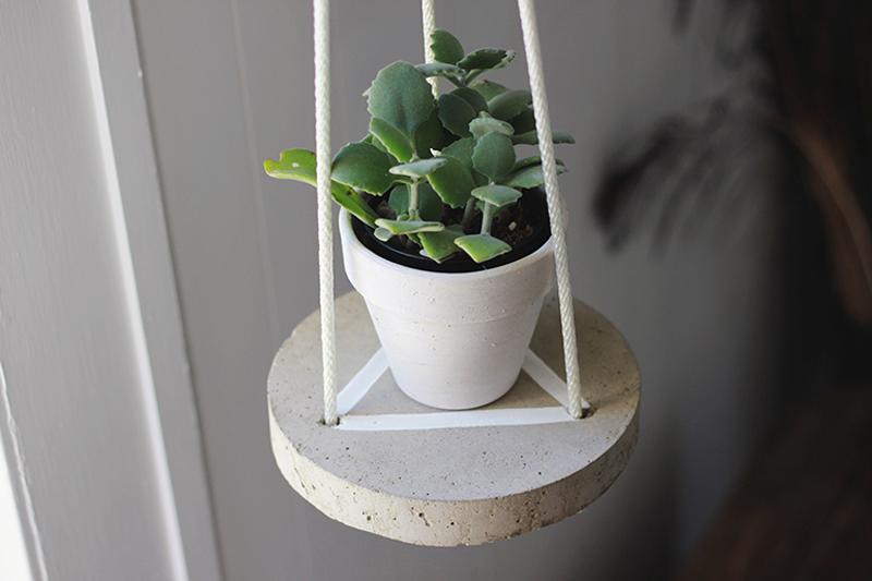 The Merrythought Concrete-Hänger |we love handmade