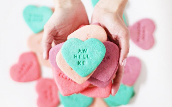 we love Inspiration: Valentinstag DIYs   we love handmade