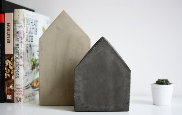 Zement-Häuser | we love handmade