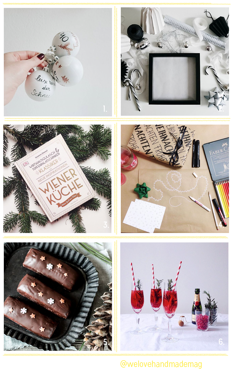 we love instagram im Dezember 2015 | we love handmade