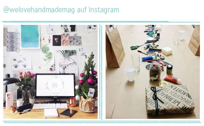 we love instagram im Dezember 2015 |we love handmade