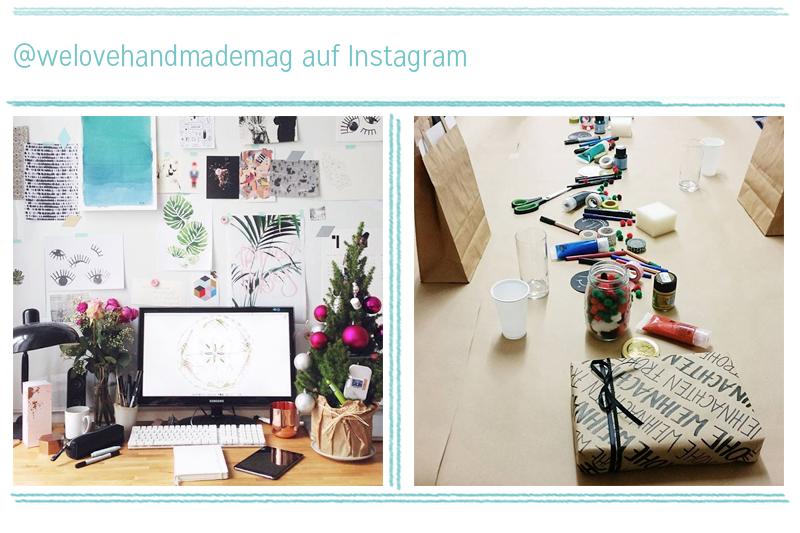 we love instagram im Dezember 2015  we love handmade