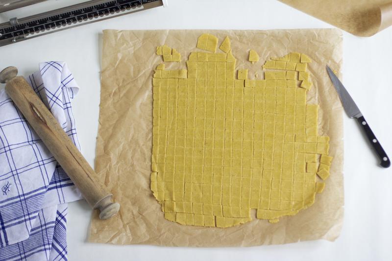 Glutenfreie Krautfleckerl | we love handmade