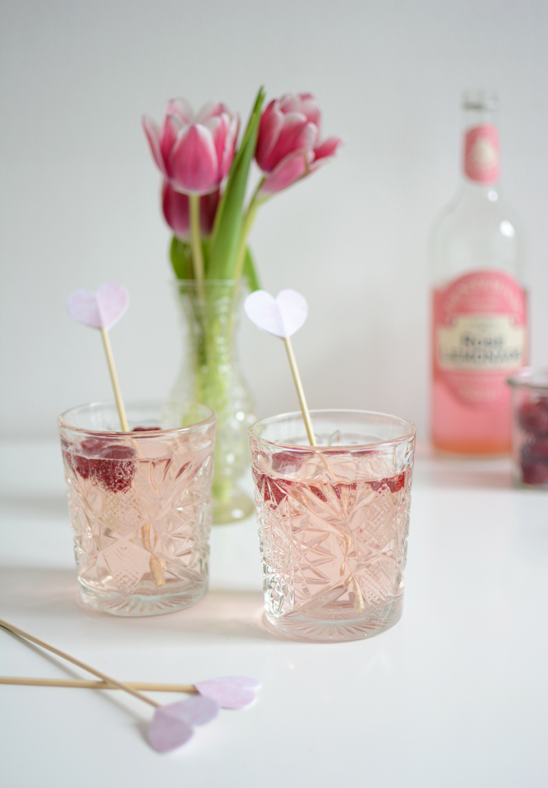 Valentinstag-Cocktail | welovehandmade