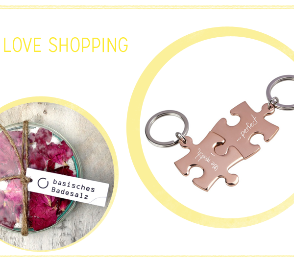 we love shopping | Valentines-Day