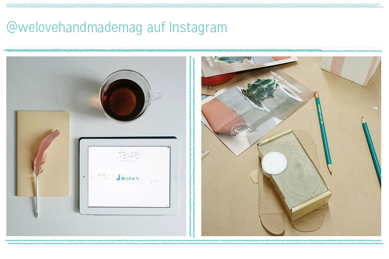 we love instagram Januar-2016 | we love handmade