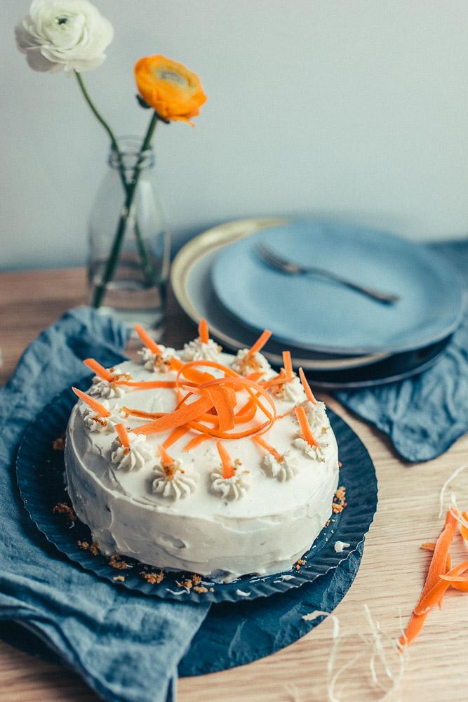 Karottenkuchen von Butter & Zucker |we love handmade