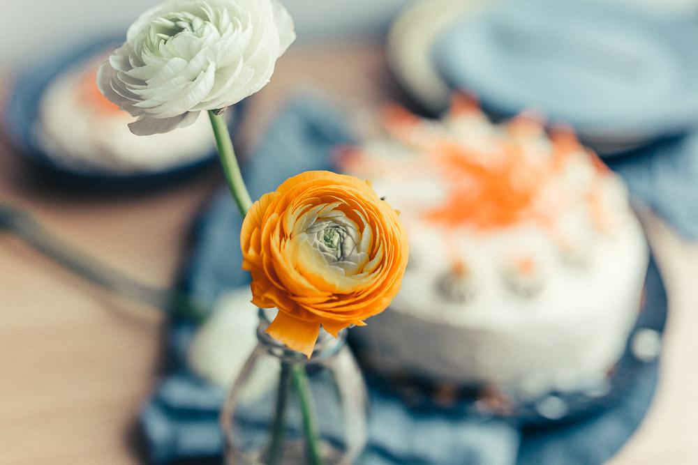 Rezept von Butter und Zucker |we love handmade
