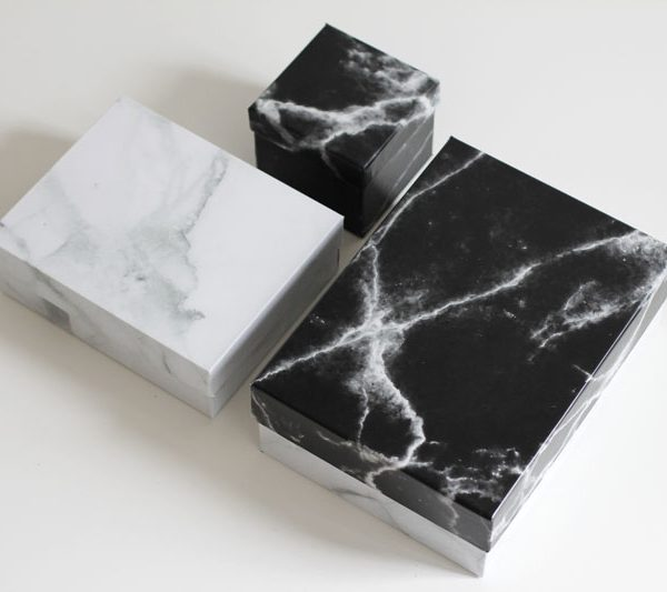 Creatisto Marble-Boxen |we love handmade