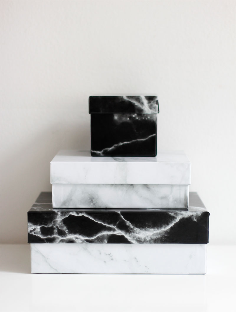 Marble-Boxen | we love handmade
