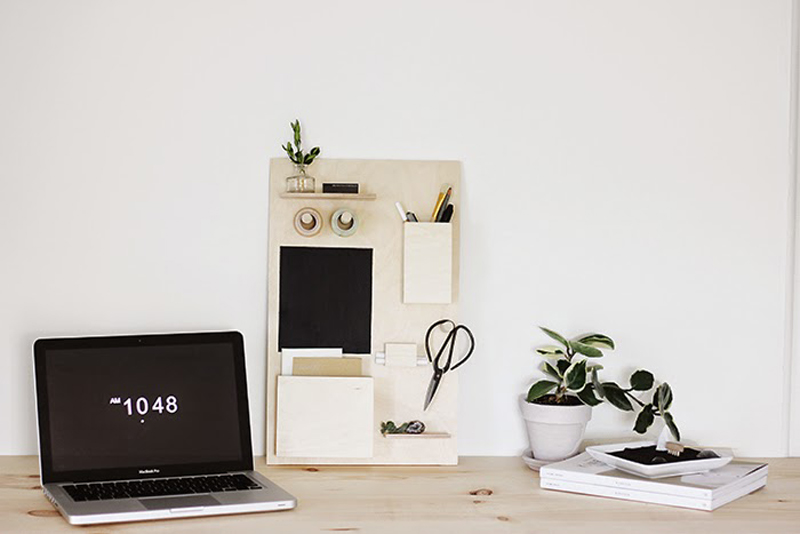 Desk-Organizer | The Merrythought