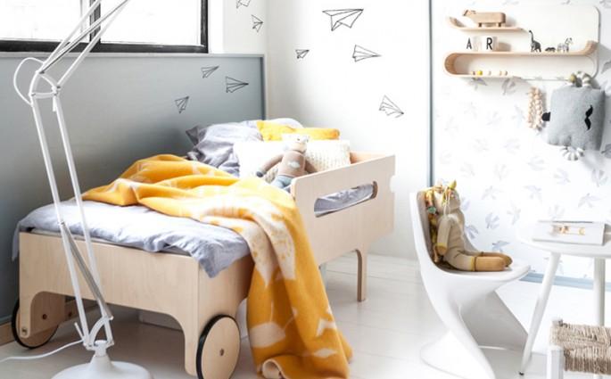 Kinderzimmer. Foto von Rafa-Kids
