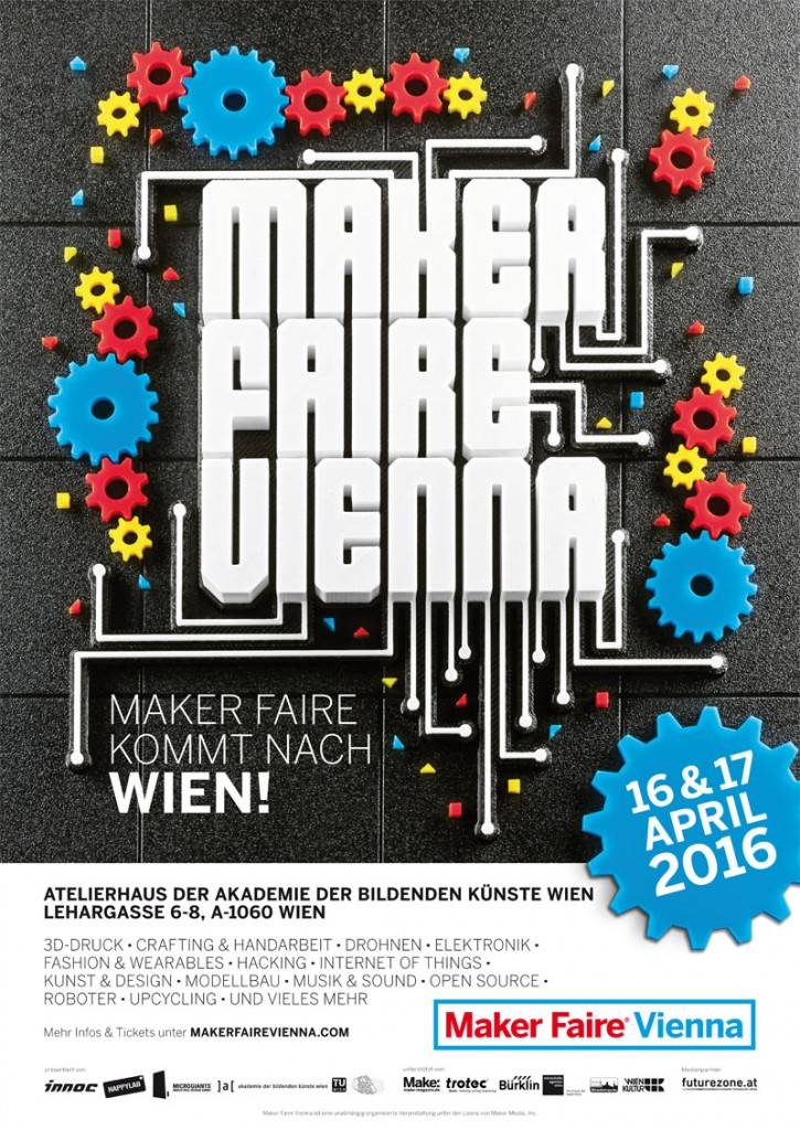 Maker Faire Vienna