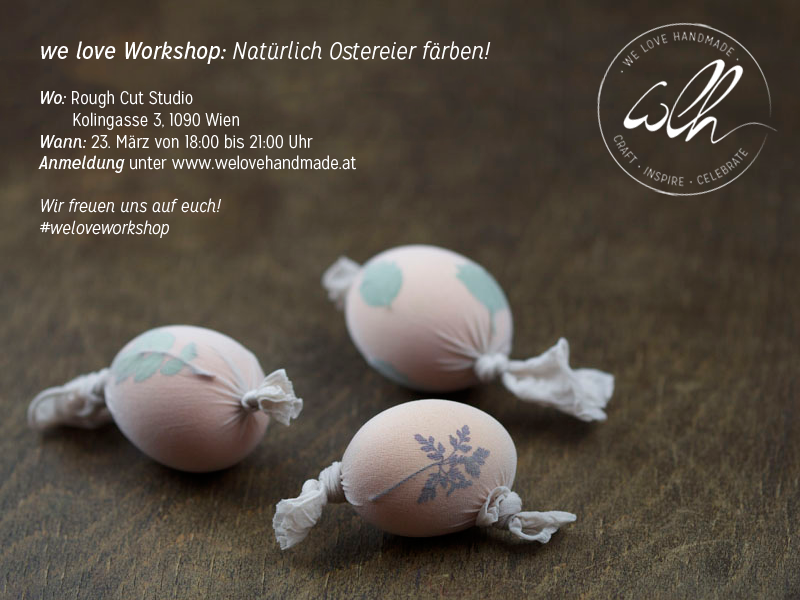 Oster-Workshop-Flyer | we love handmade