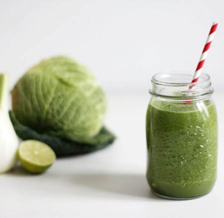 Drinks: Green Smoothie