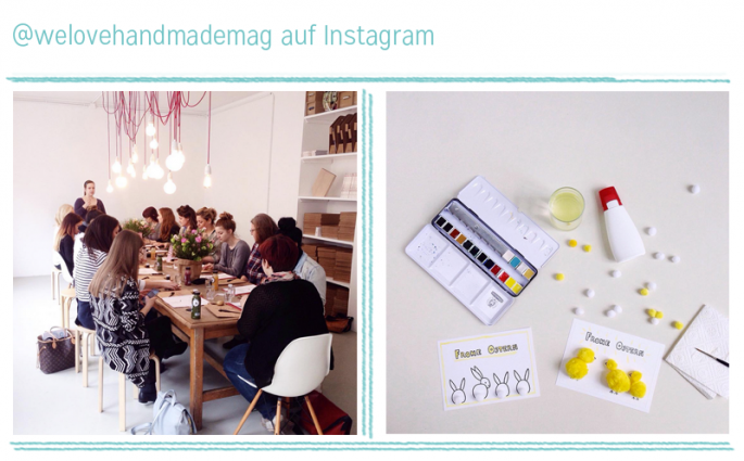 we love Instagram: März | we love handmade