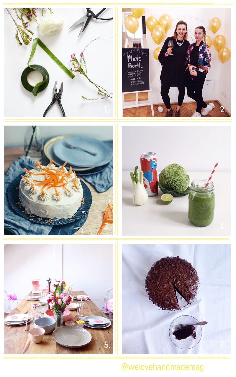 we love Instagram: März | we love handmade