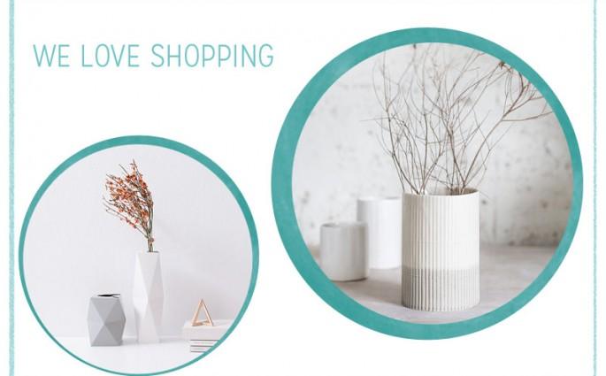 we love Shopping: Handgemachte Vasen | we love handmade