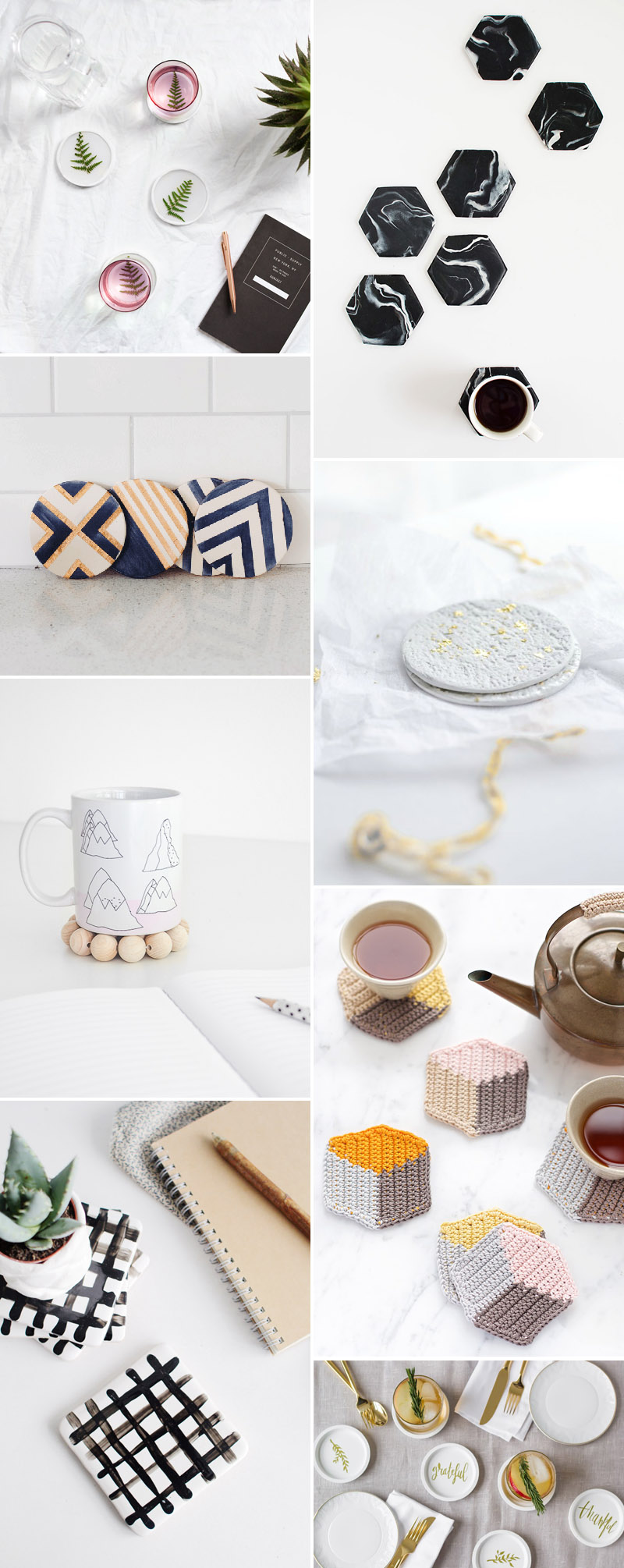 we love Inspiration Untersetzer | we love handmade