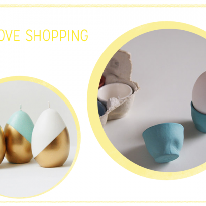 weloveshopping: Ostern  we love handmade