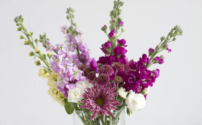 How To: Blumen arrangieren | we love handmade