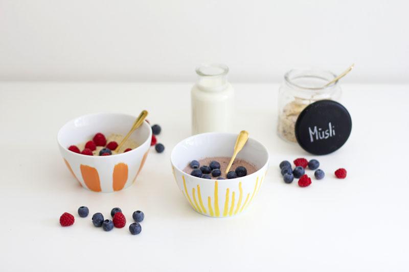 Frühstücksschüsseln |we love handmade