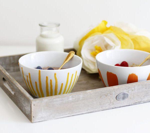 Müslischüsseln für den Muttertag  we love handmade